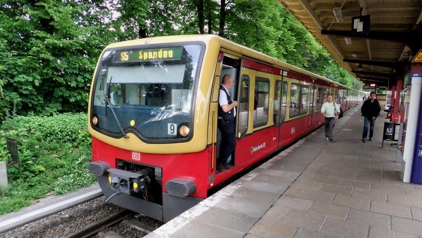 S-Bahnhof Kaulsdorf