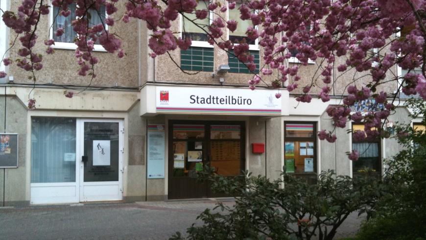 Stadtteilbüro Hellersdorfer Promenade