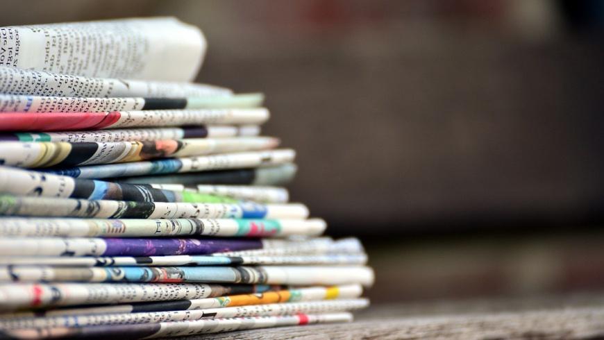 Zeitungen in der Krise: