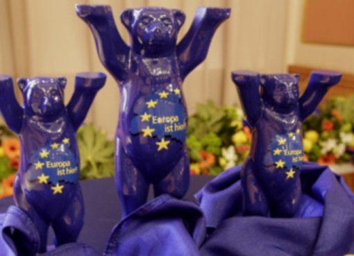 Berliner Europapreis Blauer Bär