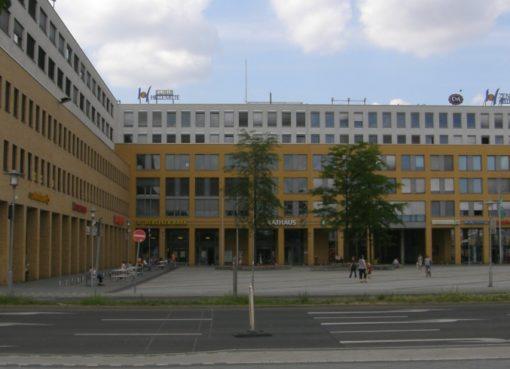 Rathaus Marzahn-Hellersdorf,