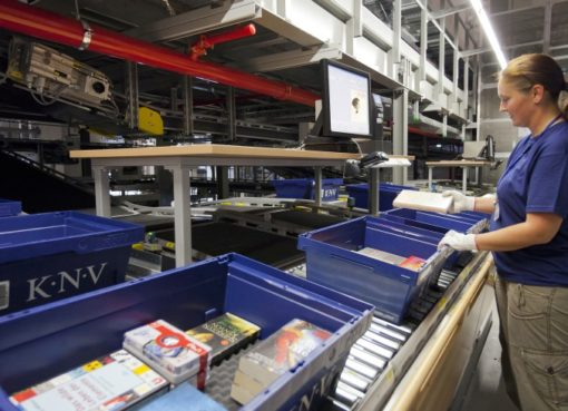 KNV Packzentrum