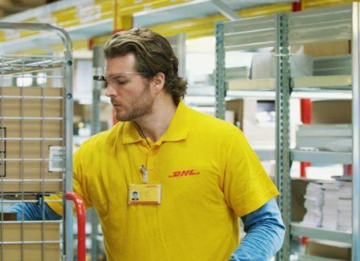 DHL setzt Datenbrillen ein