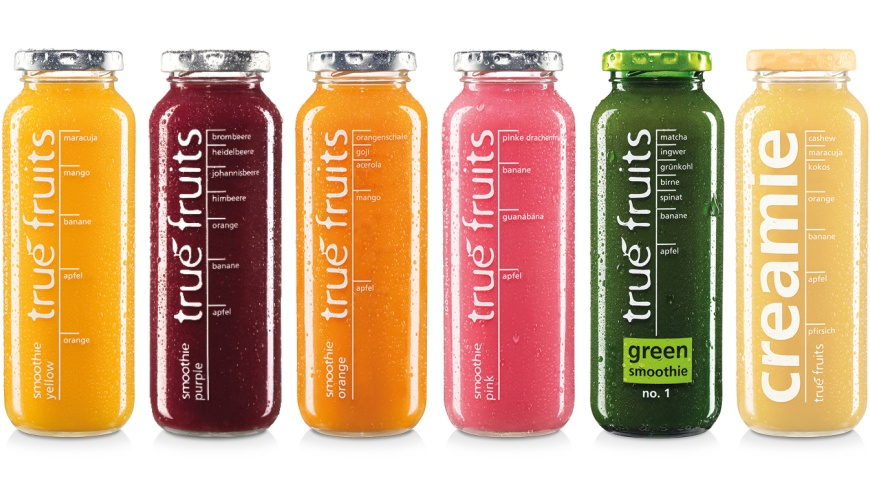 True Fruits - Smoothies
