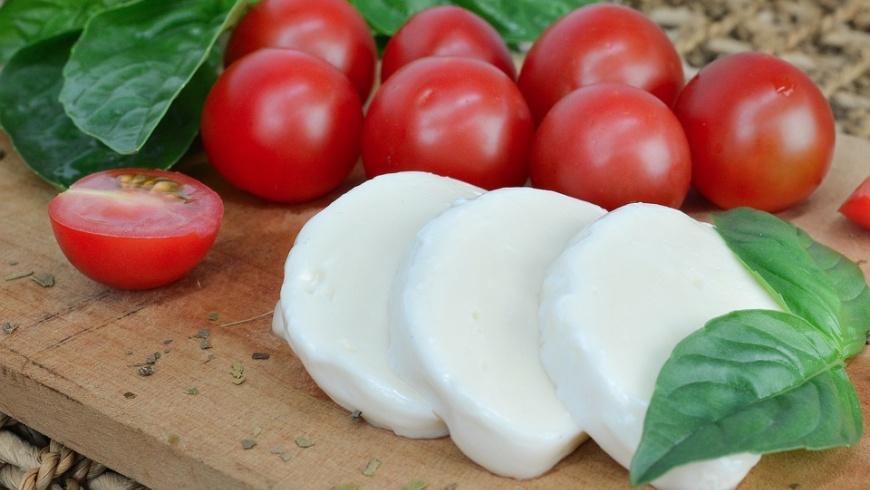 Mozzarella & Tomaten