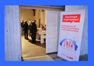 Leitlinien für Beteiligung von Bürgerinnen und Bürgern an der Stadtentwicklung