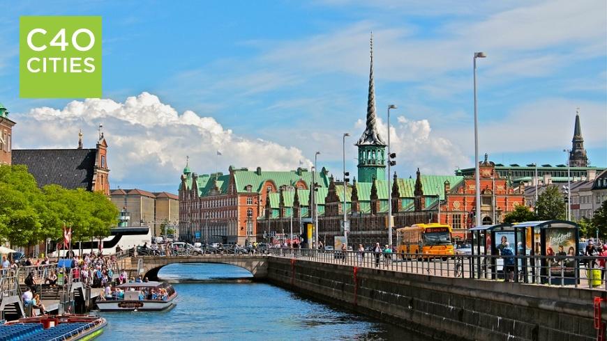 C40 Mayors Summit Kopenhagen
