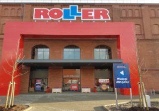 Möbel Roller vor Übernahme