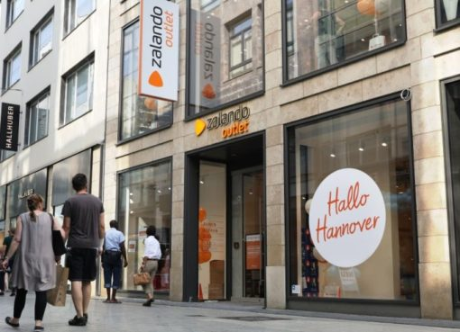 Zalando Outlet in Hannover