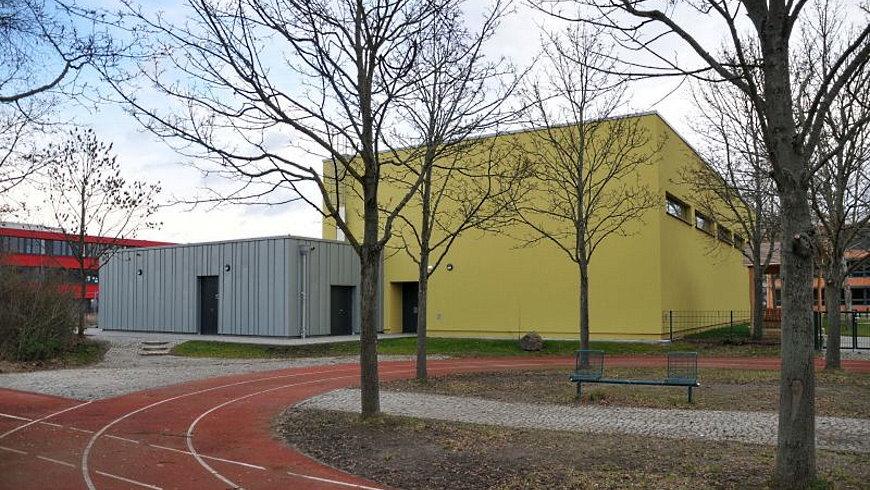 Sanierte Turnhalle II
