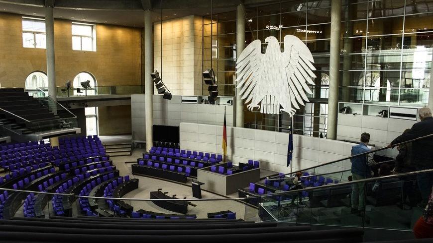 Deutscher Bundestag: Plenarsaal