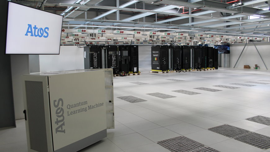 ATOS HPC-Lab in Angers