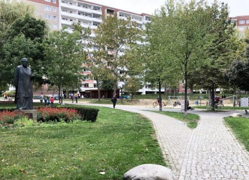 Clara-Zetkin-Park