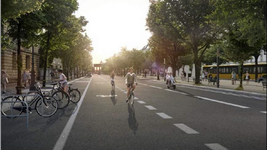 Boulevard Unter den Linden